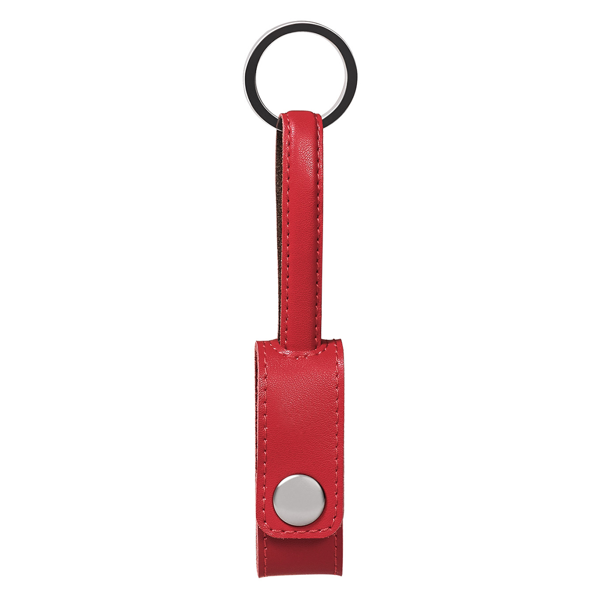 Cáp Sạc Hoco UPF04 Leather Key Chain - Hàng Chính Hãng