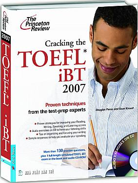 Cracking The Toefl IBT 2007 - Kèm 1CD (Firstnews) - 8935086821596,62_25175,132000,tiki.vn,Cracking-The-Toefl-IBT-2007-Kem-1CD-Firstnews-62_25175,Cracking The Toefl IBT 2007 - Kèm 1CD (Firstnews)