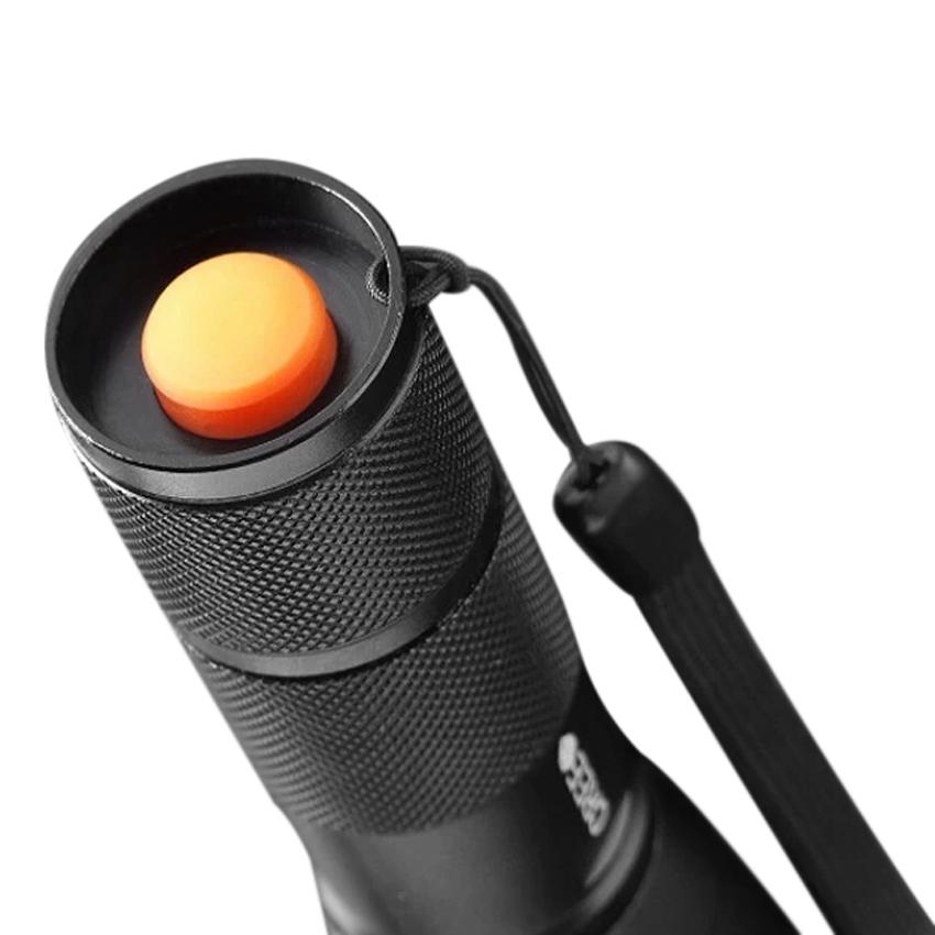Bộ Đèn Pin Siêu Sáng USA Store CREE Q5 - T6 + Pin + Sạc