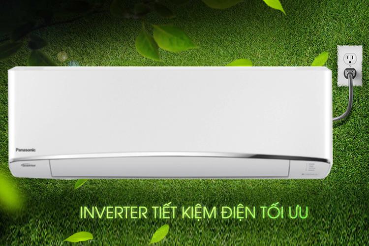 Máy Lạnh Inverter Panasonic CU/CS-U12TKH-8 (1.5 HP)
