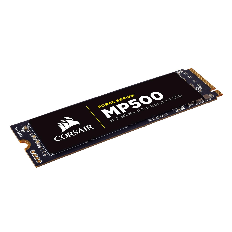 Ổ Cứng SSD Corsair MP500 480GB - CSSD-F480GBMP500 - Hàng Chính Hãng
