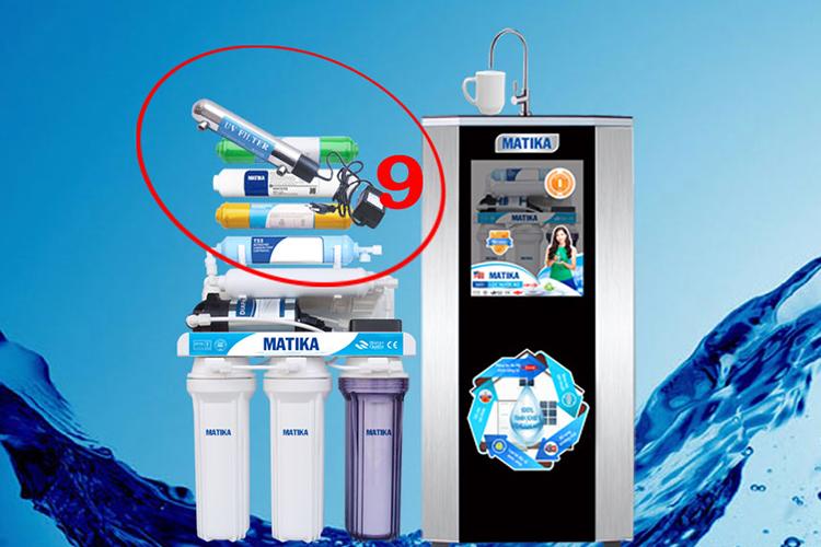 Máy Lọc Nước R/O Matika MTK-RO 09