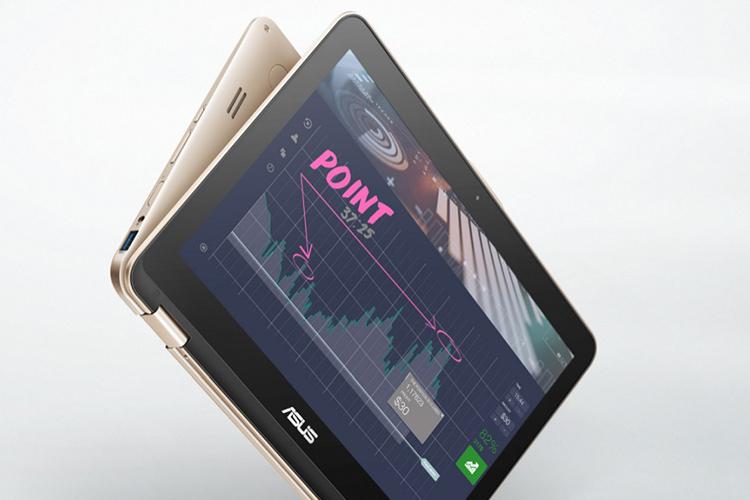 Laptop Asus TP203NAH-BP052T Pentium N4200/Win 10 (11.6 inch) - Hàng Chính Hãng