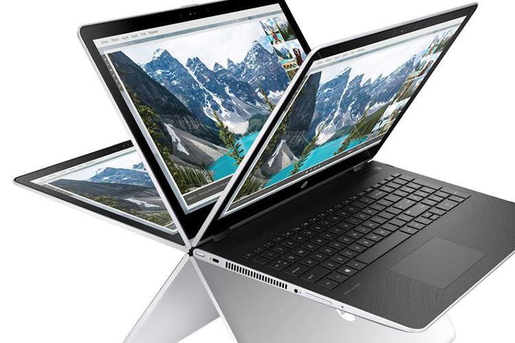 Laptop HP Pavilion X360 14-ba062TU 2GV24PA Core i3-7100U/Win10 (14 inch) - Hàng Chính Hãng