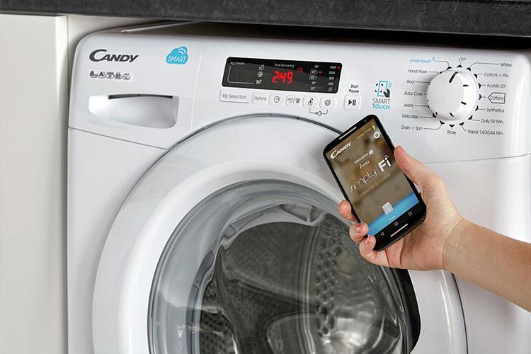 Máy Giặt Cửa Trước Candy GVF1510LWHC3/1-S (10kg)