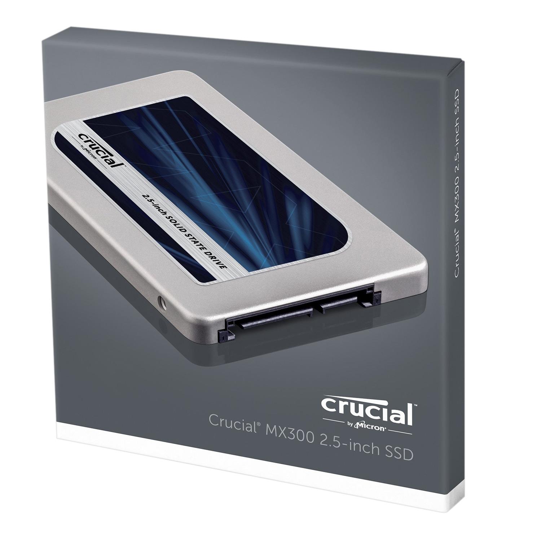 Ổ Cứng SSD Crucial MX300 2050GB - Hàng Chính Hãng