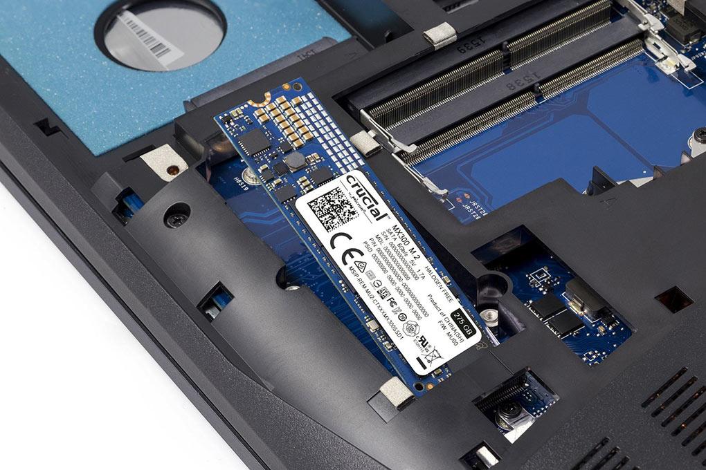 Ổ Cứng SSD M.2 Crucial MX300 275GB