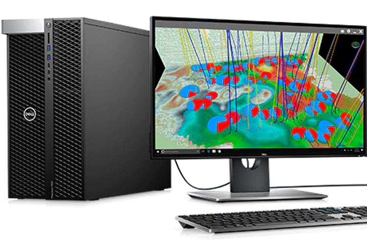 Màn Hình Dell U2518D 2K 25 Inch - Hàng Chính Hãng