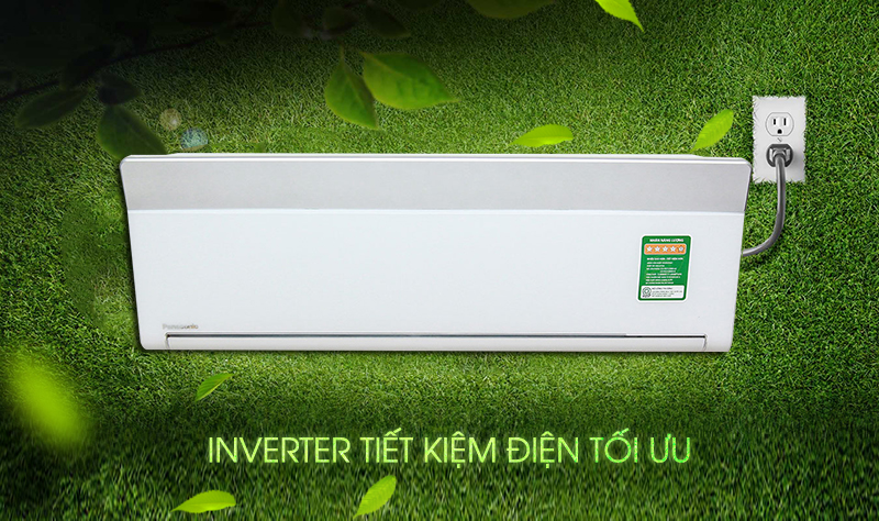 Máy Lạnh Inverter Panasonic CU/CS VU12SKH-8 (1.5 HP)