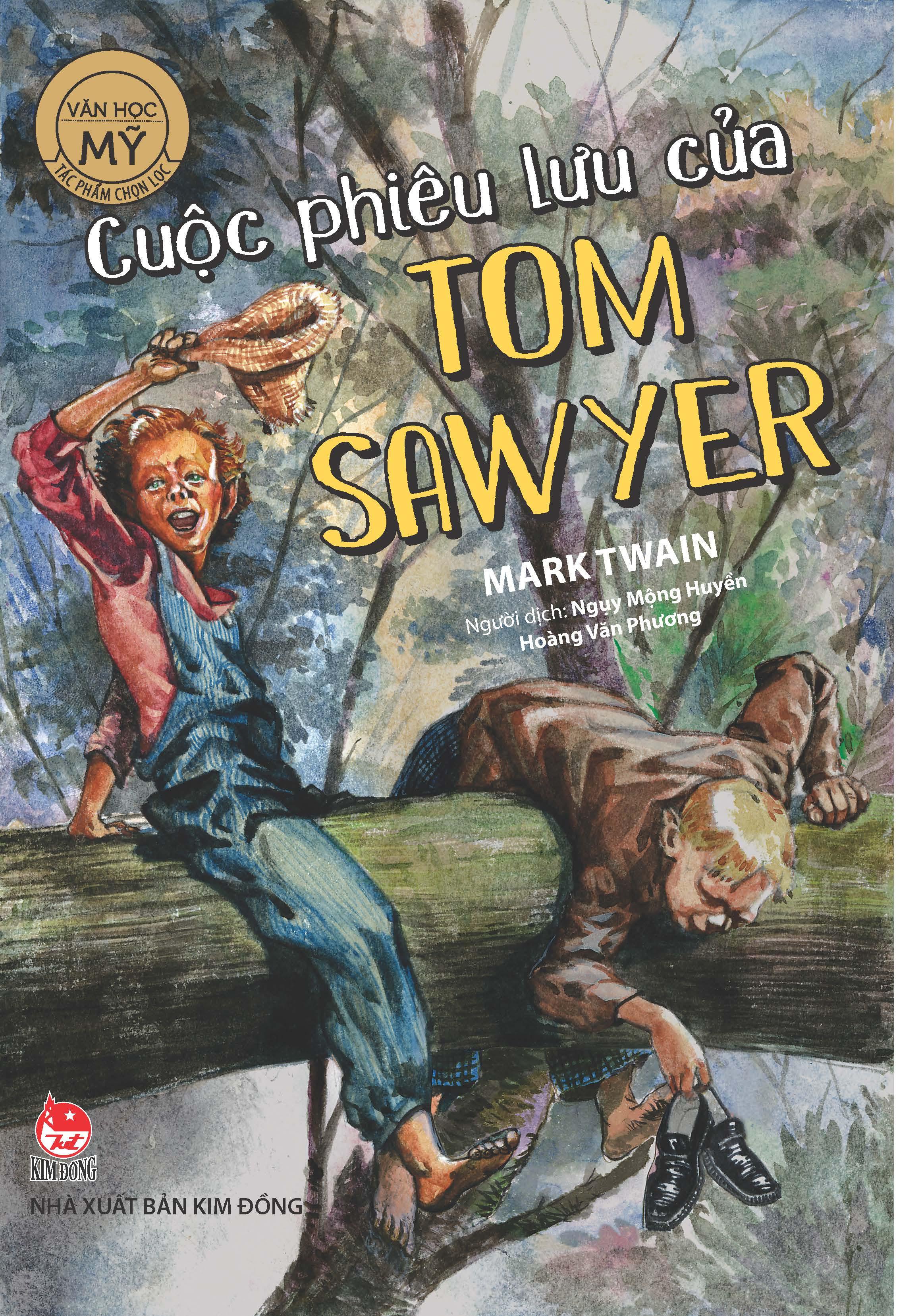Cuộc Phiêu Lưu Của Tom Sawyer (Tái Bản 2016)