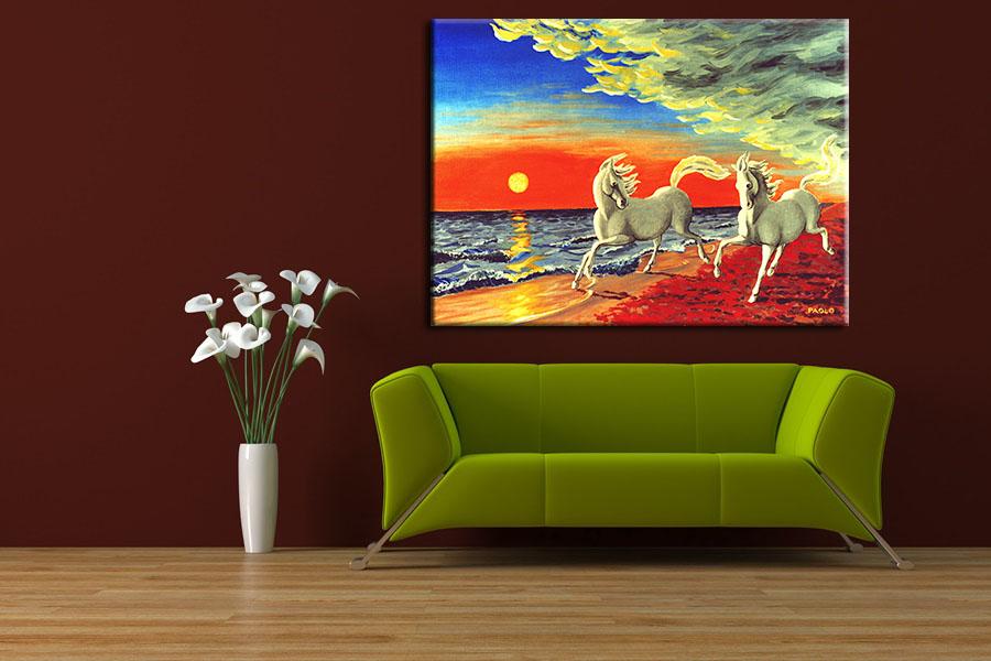 Tranh Treo Tường Canvas Suemall CV140819
