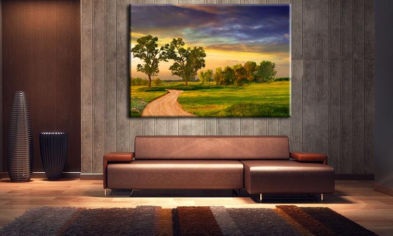 Tranh Treo Tường Canvas Suemall CV140820