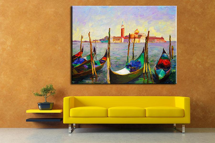Tranh Treo Tường Canvas Suemall CV140826