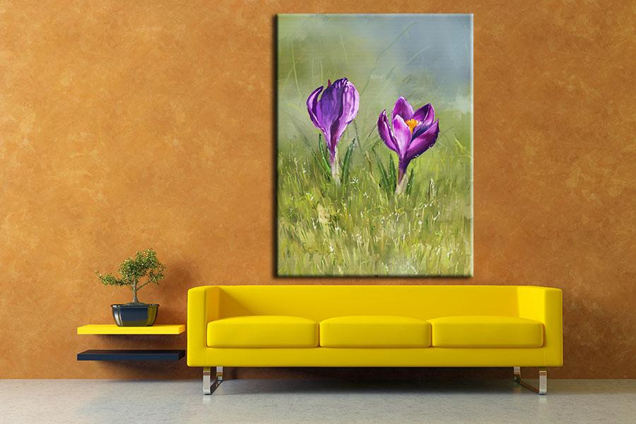 Tranh Treo Tường Canvas Suemall CV140830