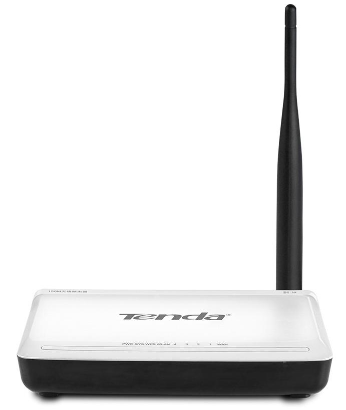 Tenda N4 - Router Chuẩn N Không Dây Tốc Độ 150Mbps