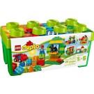 Mô Hình LEGO Thùng Gạch Xanh DUPLO Vui Nhộn - 10572
