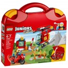 Mô Hình LEGO Juniors 10685 Vali Cứu Hỏa (113 Mảnh Ghép)