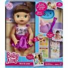 Búp Bê Baby Alive Bé Yêu Tập Ăn - A7022