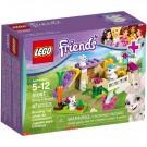 Mô Hình LEGO Friends - Thỏ Mẹ Bunny Và Thỏ Con 41087