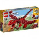 Mô Hình LEGO Creator - Sinh Vật Huyền Thoại 31032