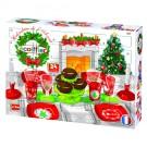 Mô Hình Ecoiffier Bữa Tiệc Giáng Sinh - 002622