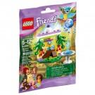 Mô Hình LEGO Friends Đài Phun Nước Của Vẹt (39 Mảnh Ghép) - 41044