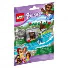 Mô Hình LEGO Friends Hang Bên Suối Của Gấu (37 Mảnh Ghép) - 41046