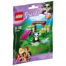 Mô Hình LEGO Friends Bụi Tre Của Gấu Trúc (43 Mảnh Ghép) - 41049