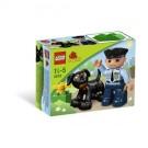 Mô Hình LEGO Duplo Chú Cảnh Sát - 5678