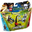 Mô Hình LEGO Legends of Chima Nọc Độc Bọ Cạp (93 Mảnh Ghép) - 70140