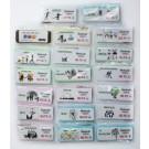 Combo 20 Bộ Flashcards Oxford Luyện Thi Ielts (Từ I01 Đến I20)