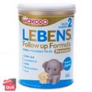 Sữa Wakodo Lebens 2 - LXO32 (850g)
