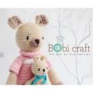 Kangaroo Mẹ Karo Và Con Bobicraft - WT-123BEI-M