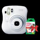 Máy Ảnh Fujifilm Instax 25 - Trắng