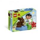 Mô Hình LEGO Duplo Bác Sĩ Thú Y - 5685