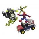 Xếp Gạch Spider Man Mega Blocks 91346U