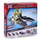 Xếp Gạch Spider Man Mega Blocks 91338U