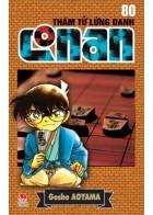 Thám Tử Lừng Danh Conan - Tập 80