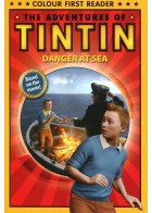 Danger At Sea The Adventures Of Tintin Early Reader