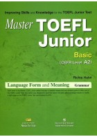 Master TOEFL Junior Cefr Intermedicate Level A2 (Không CD)