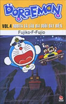 Doraemon  - Truyện Dài - Tập 4 - Nobita Và Lâu Đài Dưới Đáy Biển
