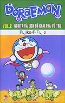 Doraemon - Truyện Dài - Tập 2 - Nobita Và Lịch Sử Khai Phá Vũ Trụ