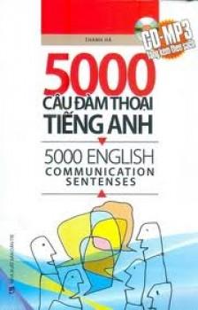 5000 Câu Đàm Thoại Tiếng Anh - Kèm CD