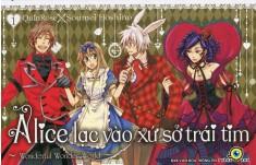 Alice Lạc Vào Xứ Sở Trái Tim (Trọn Bộ 6 Tập)