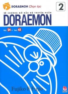 Doraemon - 45 Chương Mở Đầu Bộ Truyện Ngắn - Tập 2 (Kỉ Niệm 20 Năm Doraemon Đến Việt Nam)