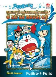Doraemon Nobita Và Cuộc Đại Thủy Chiến Ở Xứ Sở Người Cá