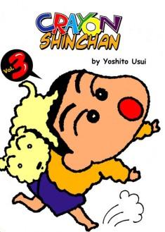 Shin - Cậu Bé Bút Chì (Tập 3)