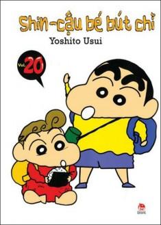 Shin - Cậu Bé Bút Chì (Tập 20)