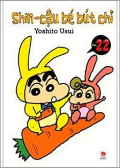 Shin - Cậu Bé Bút Chì (Tập 22)