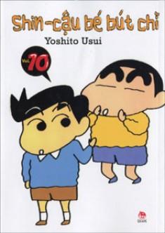 Shin - Cậu Bé Bút Chì (Tập 10)